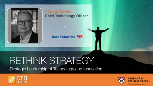 Preview: Keynote Address by Bank of America CTO Mr. Howard Boville at RETHINK STRATEGY 2019