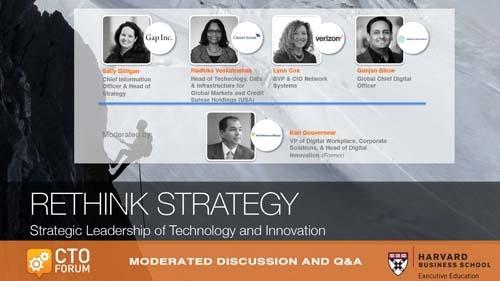 Q&A: Gap's Sally Gilligan, Credit Suisse's Radhika Venkatraman, Verizon's Lynn Cox at RETHINK STRATEGY 2020