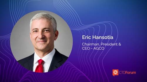 Preview: AGCO Corporation Chairman, President & CEO Eric Hansotia at 2021 RETHINK STRATEGY