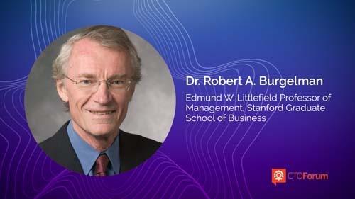 Preview: Stanford Graduate School of Business Professor Robert Burgelman at 2021 RETHINK STRATEGY
