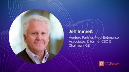Preview: NEA Venture Partner & Former GE CEO Jeff Immelt at 2021 RETHINK STRATEGY
