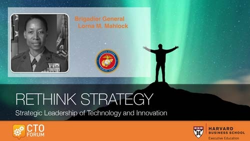 Keynote Address by United States Marine Corps Brigadier General Lorna M. Mahlock at RETHINK STRATEGY 2019