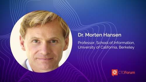 Preview: UC Berkeley Professor Morten Hansen at 2021 RETHINK STRATEGY