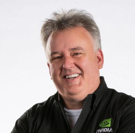 NVIDIA Vice President of Developer Ecosystems Neil Trevett
