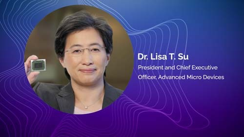 Preview: AMD President & CEO Dr. Lisa T. Su at RETHINK CULTURE 2021