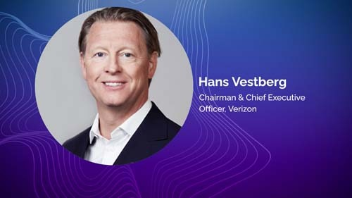 Preview: Verizon Chairman & CEO Hans Vestberg at RETHINK CULTURE 2021