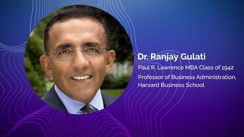 Keynote Address by Professor Ranjay Gulati at RETHINK CULTURE 2021